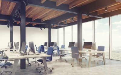 The Pros and Cons of an Open Concept Office Space