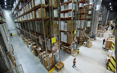 E-commerce's Effect on Real Estate Trends: Retail, Industrial, and Warehouse Solutions