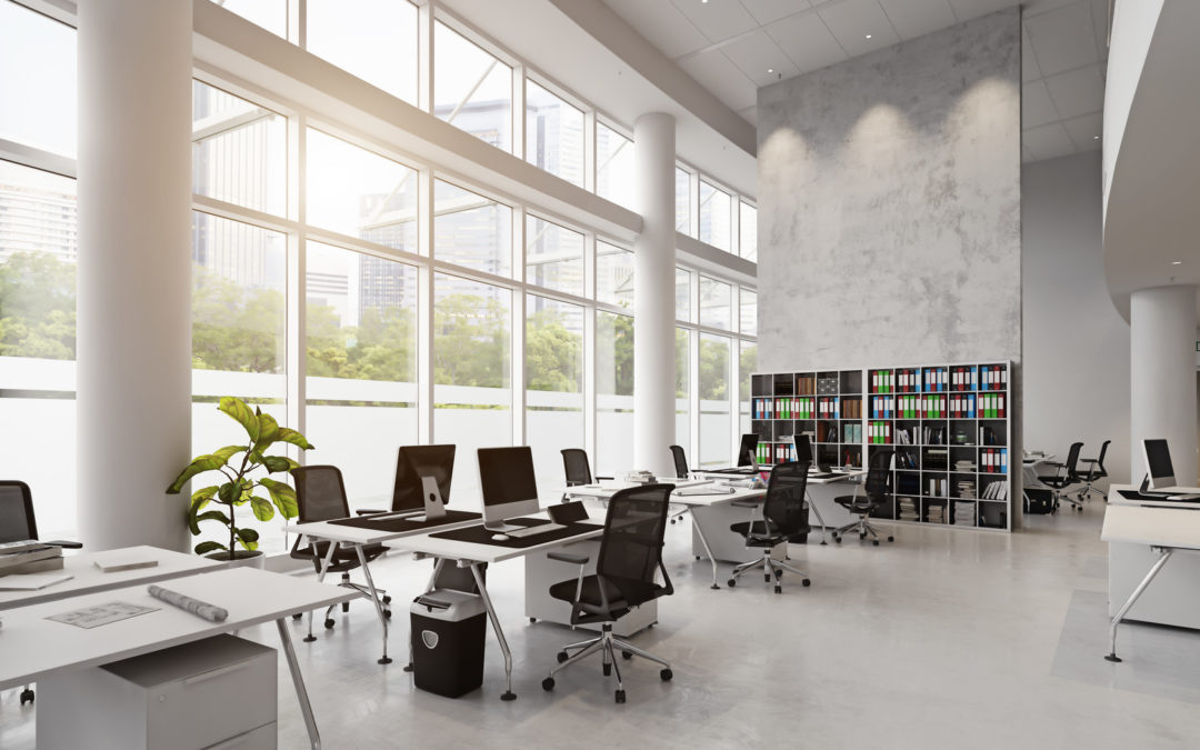 Office Space Trends in 2019